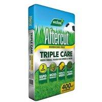 Aftercut Triple care Lawn treatment 400m² 14kg