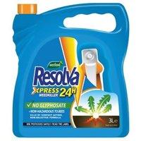 Resolva Xpress Weed killer 3L
