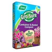 Gro-Sure Hanging basket Compost 50L