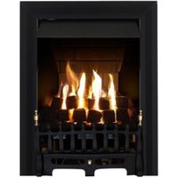 Focal Point Blenheim Multi Flue Black Manual Control Inset Gas Fire
