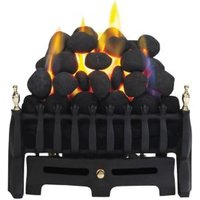 Focal Point Blenheim Black Gas Fire tray