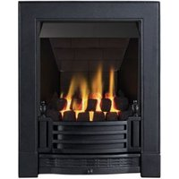 Focal Point Finsbury Multi Flue Black Remote Control Inset Gas Fire