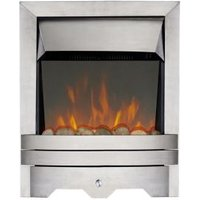 Focal Point Blenheim LED Remote control Electric fire