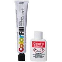 Unika Black Gloss Worktop Sealant & adhesive 20ml