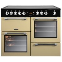 Leisure Freestanding Electric Range Cooker with Electric Hob  CK100C210K