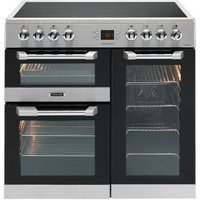 Leisure Cuisinemaster CS90C530X Freestanding Electric Range cooker with Ceramic Hob