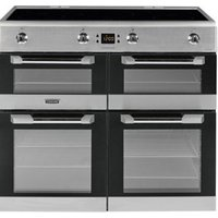 Leisure Freestanding Electric Range cooker with Induction hob  CS100D510X
