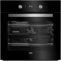 Beko BIF243BOD Black Electric Single Fan Oven