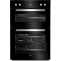 Beko BDM243BOC Black Electric Multifunction Double Oven