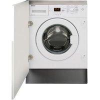 Beko WIY84540F White Built in Washing machine