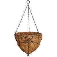 Gardman Natural Distressed Hanging basket 30.48cm