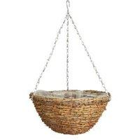 Gardman Rustic spot Hanging basket 355.6 mm