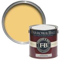 Farrow & Ball Citron no.74 Matt Estate emulsion paint 2.5L