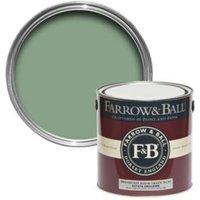 Farrow & Ball Breakfast Room Green no.81 Matt Estate emulsion paint 2.5L