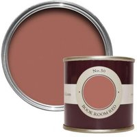Farrow & Ball Book Room Red No.50 Estate Emulsion Paint 0.1L Tester Pot