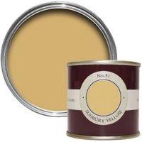 Farrow & Ball Sudbury Yellow No.51 Estate Emulsion Paint 0.1L Tester Pot