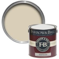 Farrow & Ball Off White No.3 Matt Modern Emulsion Paint 2.5L