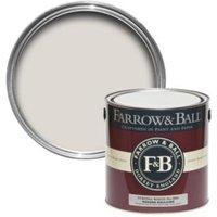 Farrow & Ball Strong White No.2001 Matt Modern Emulsion Paint 2.5L