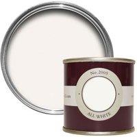 Farrow & Ball Estate All white No.2005 Emulsion paint 100ml Tester pot