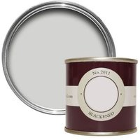 Farrow & Ball Estate Blackened No.2011 Emulsion paint 100ml Tester pot