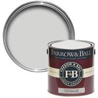 Farrow & Ball Estate Blackened No.2011 Matt Emulsion paint 2.5L