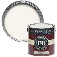 Farrow & Ball Estate All white No.2005 Eggshell Metal & wood paint 2.5L
