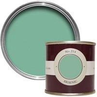 Farrow & Ball Estate Arsenic No.214 Emulsion paint 100ml Tester pot