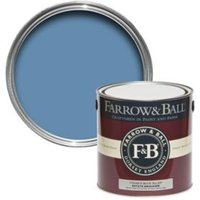 Farrow & Ball Cooks Blue no.237 Matt Estate emulsion paint 2.5L