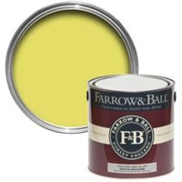 Farrow & Ball Yellowcake No.279 Matt Estate Emulsion Paint 2.5L