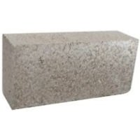 Grey Concrete common brick (H)65mm (W)102.5mm (L)215mm