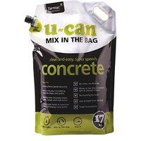 U-Can Mix in the bag Concrete 17kg Bag