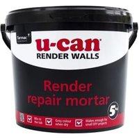 U-Can Rendering Repair mortar 5kg Tub