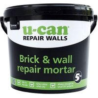 U-Can Brickwork Repair mortar 5kg Tub