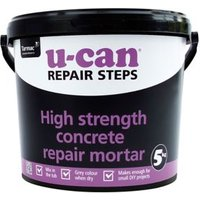 U-Can High strength Concrete repair 5kg Tub