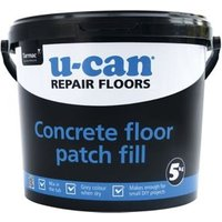 U-Can Patch fill Concrete repair 5kg Tub