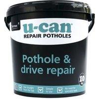 U-Can Ready mixed Pothole Repair mortar 10kg Tub