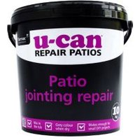 U-Can Paving joint repair grout 10kg Tub