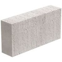 Toplite Aerated concrete Block (L)440mm (W)100mm Pack of 90