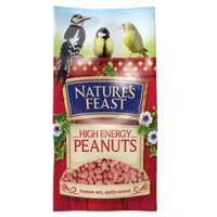 Nature's Feast High energy peanuts 1750g
