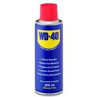 WD 40 Aerosol Spray 200ml