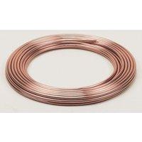 Wednesbury Copper Compression Pipe (L)10m (Dia)10mm