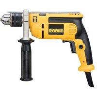 Dewalt 650W 240V Corded Keyed chuck Brushed Hammer drill DWD024KGB