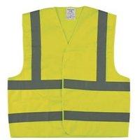 Portwest Yellow Hi Vis Waistcoat 2X Large 3X Large
