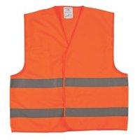 Portwest Orange Hi-Vis Waistcoat Small/Medium