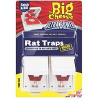 The Big Cheese Ultra power Rat trap Pack of 2