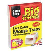 The Big Cheese Mouse Trap 110G