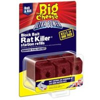 The Big Cheese Ultra Power Block Bait Refills 166G