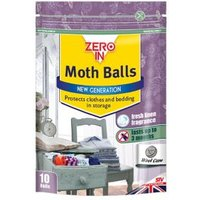 Zero In Moth balls 78g