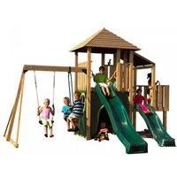 Plum Bison Climbing Frame Play Centre