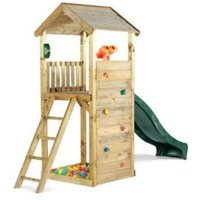 Plum Premium Wooden Play Centre